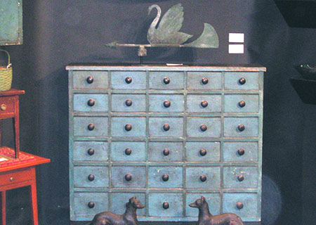 Shows | RJG Antiques: Antique decoys and American folk art